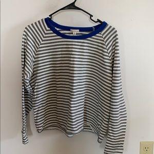 Striped Gap Sweatshirt